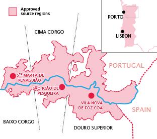 Port region